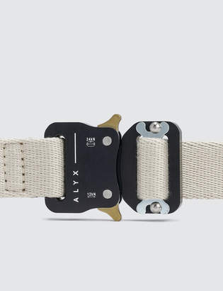 Alyx Small Plain Rollercoaster Belt