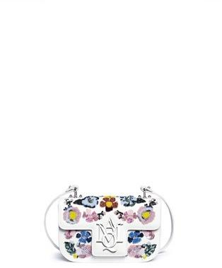 Alexander McQueenAlexander McQueen 'Insignia' leather satchel