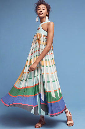 Geisha Designs Abstraction Maxi Dress $228 thestylecure.com