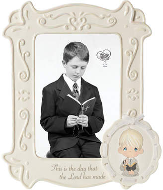 Precious Moments This Is The Day The Lord Has Made Communion Photo Frame, Boy