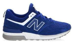 New Balance 574 Sport Suede Sneakers