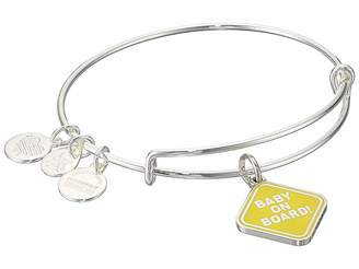 Alex and Ani Baby on Board Bangle