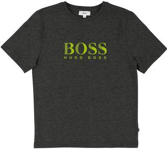 BOSS Boys Short Sleeve T-shirt