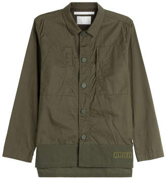 White Mountaineering Cotton Jacket