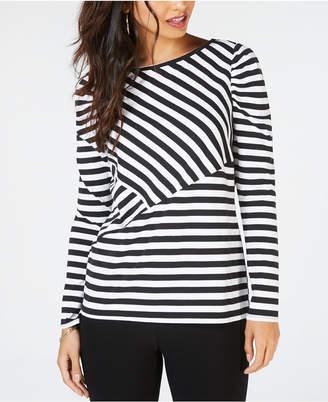 Thalia Sodi Striped Top, Created for Macy's