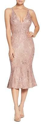 Dress the Population Isabelle Midi Dress