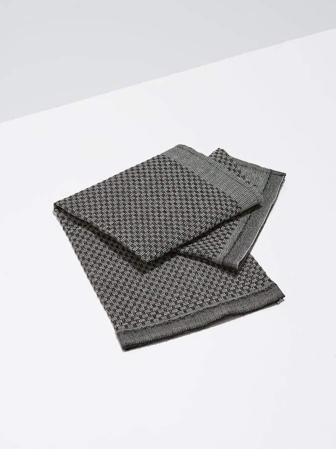 Balsem Guest Towel in Black