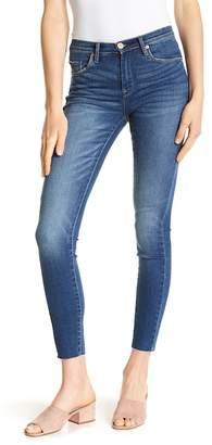 Blank NYC BLANKNYC Denim The Bond Raw Hem Skinny Jeans