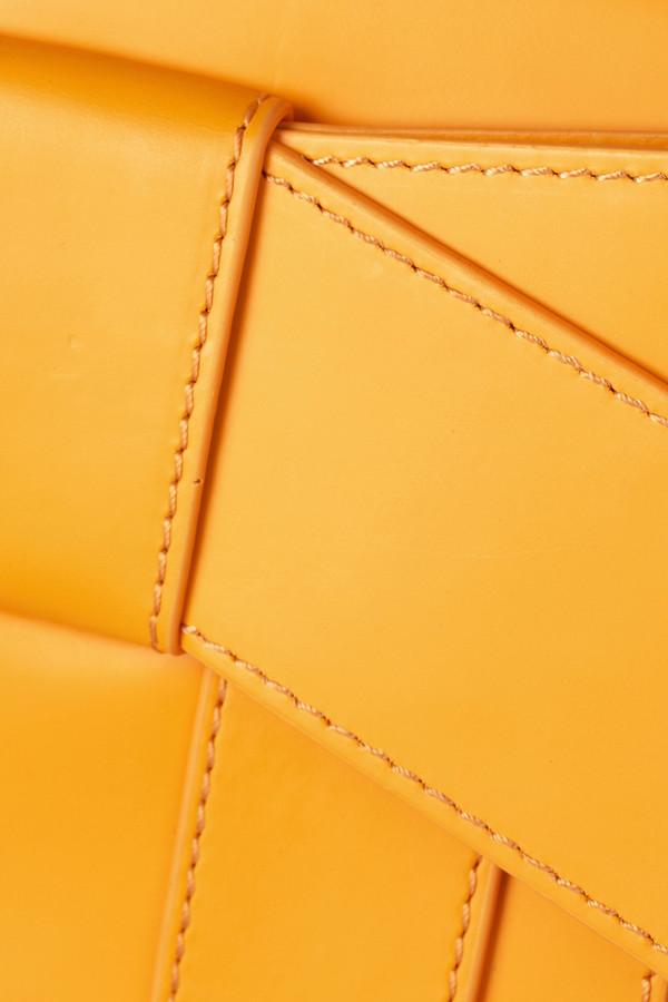 Zac Posen Z Spoke by Leather clutch
