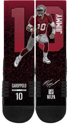 Strideline Jimmy Garoppolo Action Crew Socks