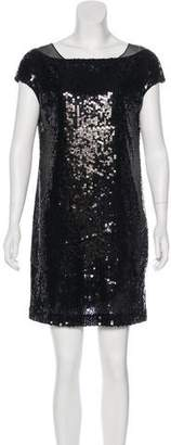 Cynthia Steffe Cynthia Sequin Mini Dress