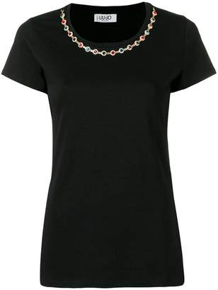 Liu Jo Black Shine T-shirt