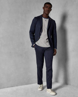 Ted Baker BLUETRO Linen suit trousers
