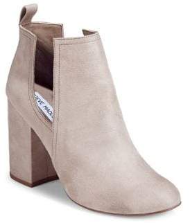 Steve Madden Nella Cut-Out Ankle Boots