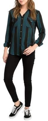 RVCA Arch Stripe Shirt