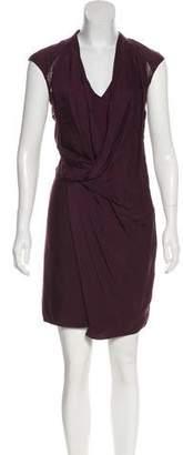 Helmut Lang Sleeveless Mini Dress