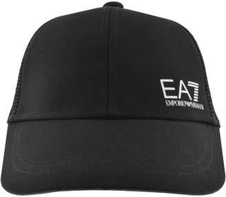 99483ebe8c1 at Mainline Menswear Emporio Armani EA7 Baseball Cap Black