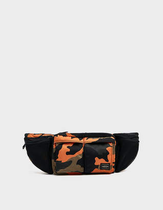 Proenza Schouler Porter Yoshida & Co. Camo Waist Bag in Woodland Orange