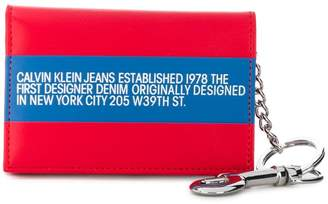 Calvin Klein Jeans (カルバン クライン ジーンズ) - Calvin Klein Jeans Est. 1978 三つ折り財布