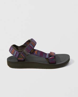Abercrombie & Fitch Teva Original Premier Sandals