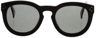 CelineCéline Preppy Tinted Lens Sunglasses