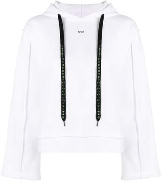 No.21 basic hoodie