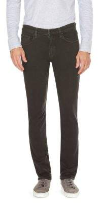 Paige Federal Pants Slim Straight Fit Jeans