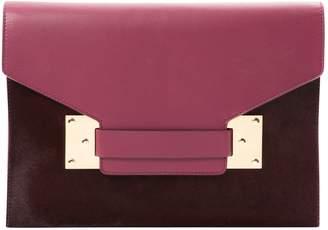 Sophie Hulme Pony-style calfskin handbag