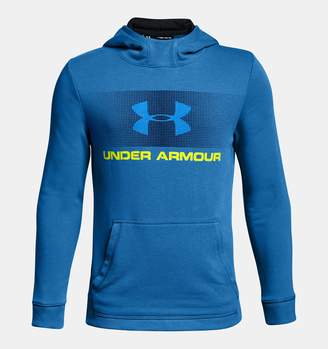 Under Armour Boys' UA French Terry Hoodie