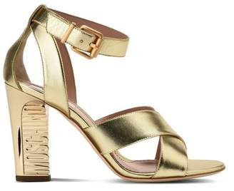 Moschino OFFICIAL STORE Sandals