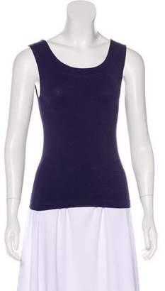 Wolford Sleeveless Scoop Neck Top w/ Tags