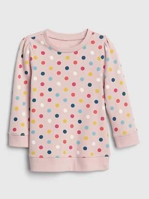 Gap Dot Long Sleeve Sweatshirt
