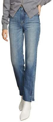Habitual Lucia High Rise Slit Side Jeans
