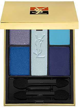 Yves Saint Laurent OMBRES 5 LUMIÈRES - 5 Colour Harmony For Eyes - 5 Riviera