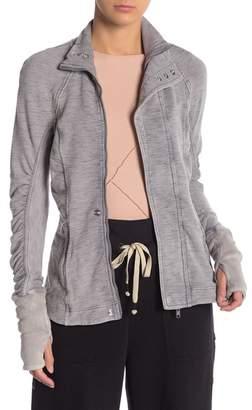 Free People Cool Zip Jacket