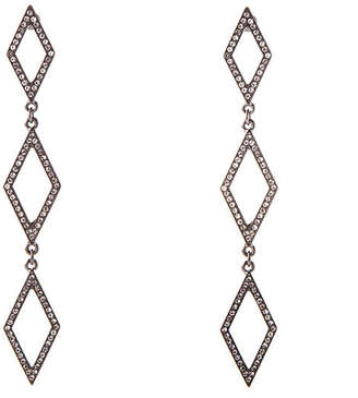 Oasis CRYSTAL DIAMOND EARRINGS