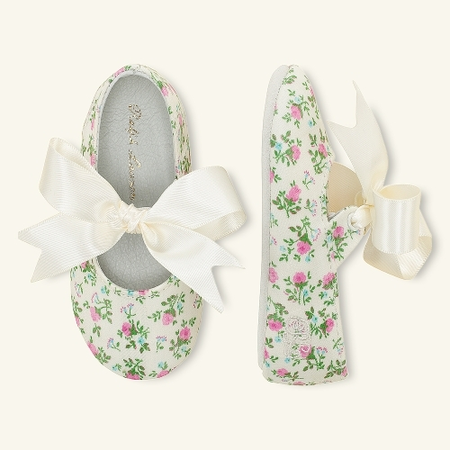 Briley Floral Slipper