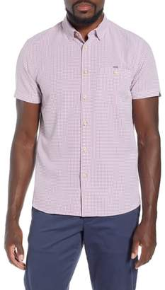 f9ed4cdba7bc Ted Baker Purple Shortsleeve Tops For Men - ShopStyle Canada