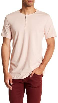 Kenneth Cole New York Dressy Henley Shirt