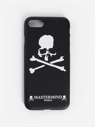 Mastermind World MASTERMIND WORLD BLACK IPHONE 8 SKULL PRINT LOGO CASE