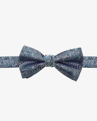Paisley pattern bow tie $75 thestylecure.com