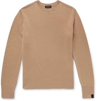 Rag & Bone Haldon Cashmere Sweater - Camel