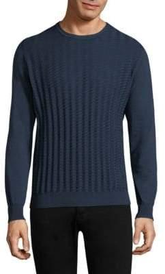 Corneliani Crewneck Cotton Sweater
