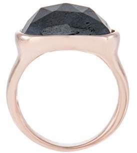 Bronzallure Ring, Bronze, Hematite WSBZ00498.E Pink