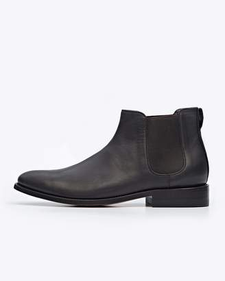Nisolo Men's Chelsea Boot Black