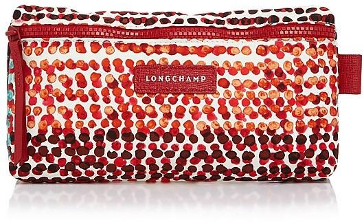 LongchampLongchamp Le Pliage Neo Polka Dot Nylon Cosmetic Case