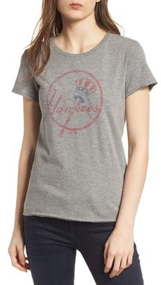 '47 New York Yankees Fader Letter Tee