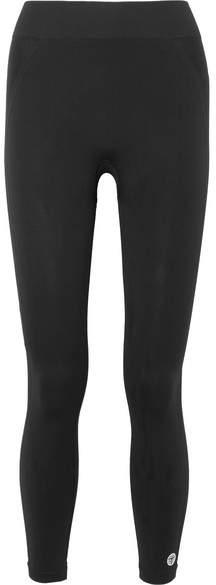 Tory Sport Seamless Stretch-jersey Leggings