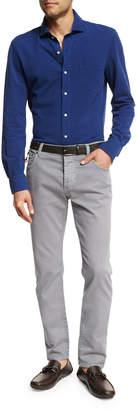 Isaia Regular-Fit Denim Jeans