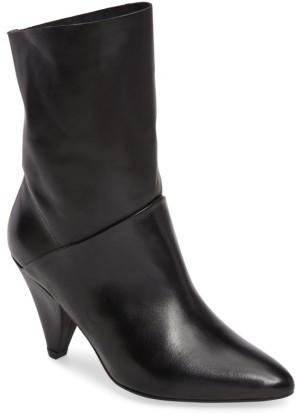 TopshopWomen's Topshop Mickey Cone Heel Bootie